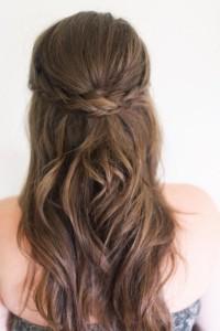объединяющиеся косы