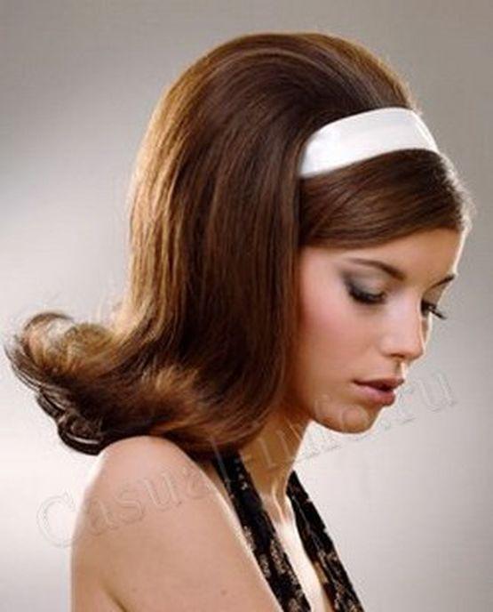 Прическа стиляги как сделать фото на средние волосы