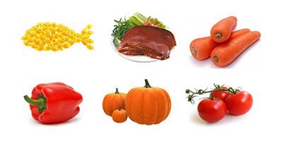 Продукты богатые витамином А