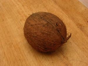 здоровый кокос