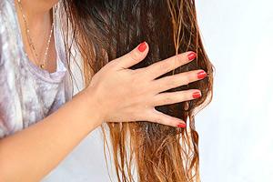 экранирование волос дома